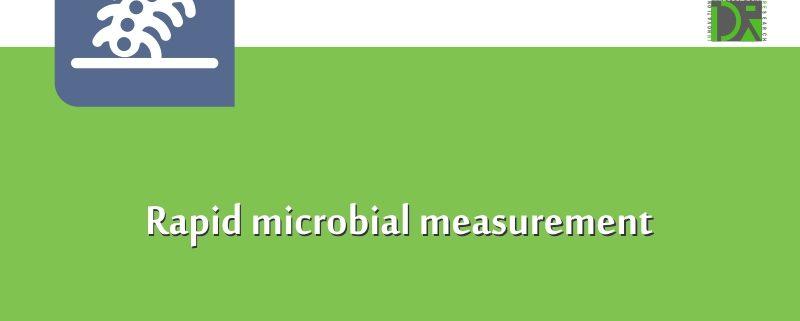 Rapid microbial measurement