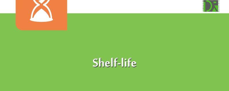 Shelf-life